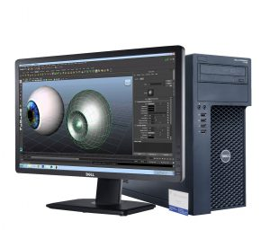 Dell Workstation T1700 MT Core i3-4130