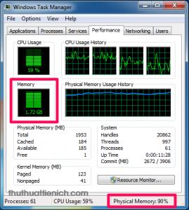 Ram DDR3 samsung