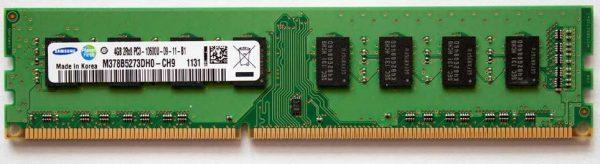 Ram DDR3 4gb samsung